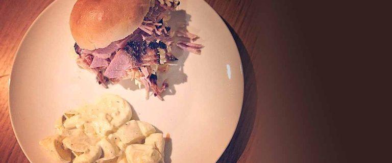 Broodje 'Walchers Gilden spek'