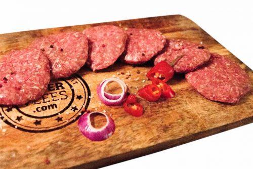 Hamburger Black Angus van StoerVlees
