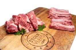 Beef ribfingers (diepvries; 1kg)
