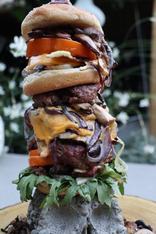 Hightower van hamburgers