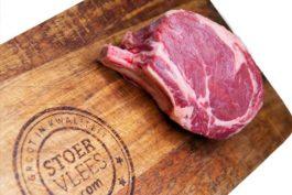 Côte de boeuf – 1 rib ('cowboy steak'; vers)